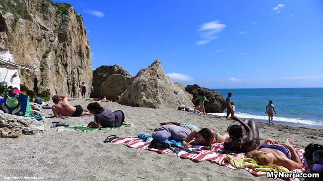 Nerja Beach Plan For 2013 Approved By Environment Department