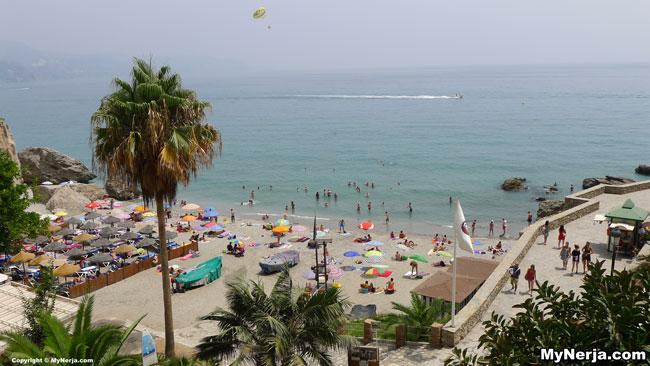 Calahonda Beach August 2012