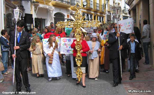 Nerja Semana Santa – Easter – 2018 Events
