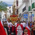 Cloud But No Rain Marks The Final Procession Of Semana Santa 2013