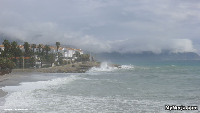 Malaga Province On Yellow Alert Again For Rain