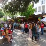 Spring Festival At Plaza Tutti Frutti – Fiesta de la Primavera 2013