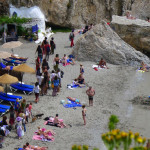 More Hippies At Calahonda Beach Nerja