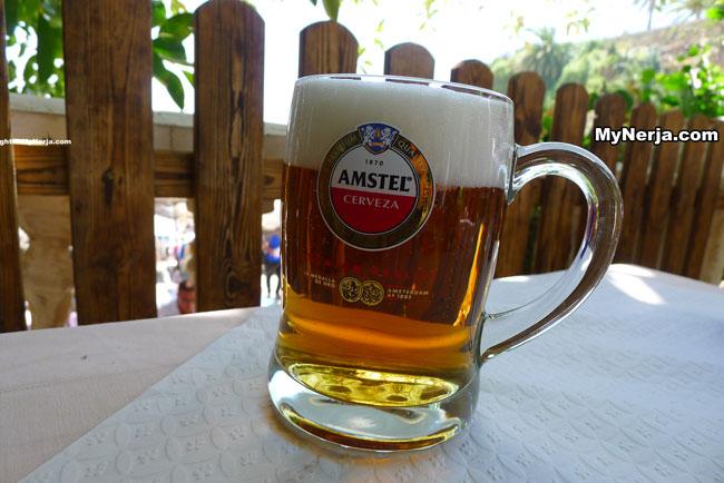 Una Cerveza Grande