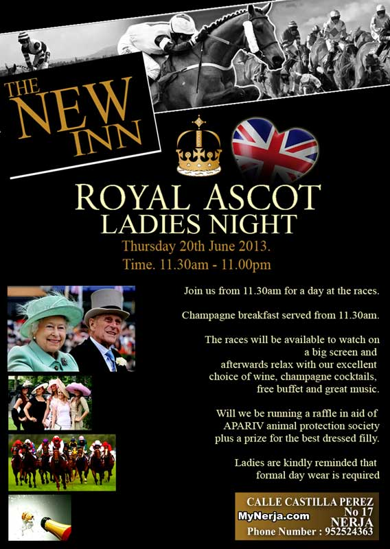 Royal Ascot New Inn Nerja