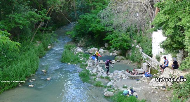 Alhama de Granada Thermal Spring