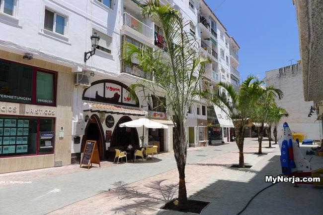 Calle El Barrio Nerja