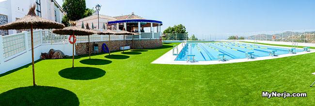Frigiliana Council Open Air Pool