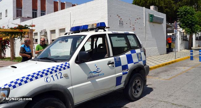 Local Police Nerja