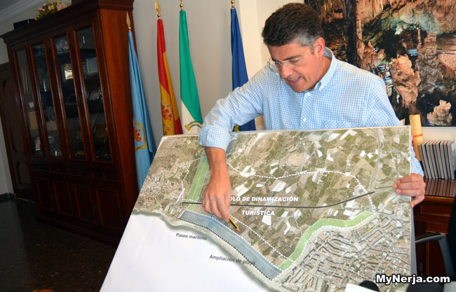 Mayor of Nerja El Playazo Project Plan