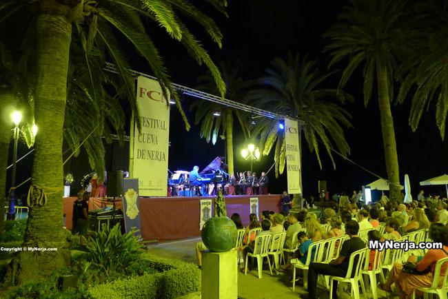 Balcon de Europa Concert Nerja