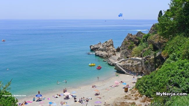 Carabeillo Beach Nerja