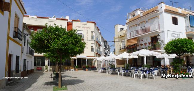 Plaza del Olvido Nerja