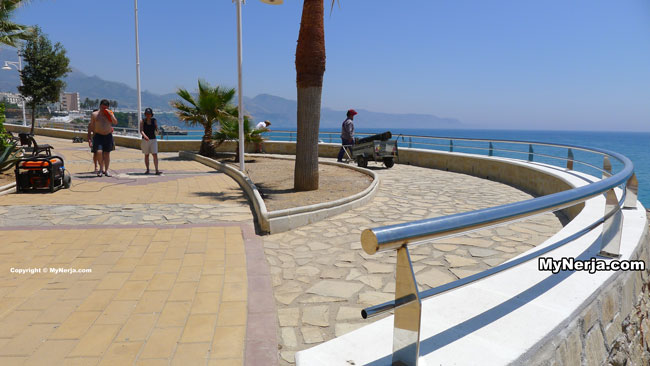 Torrecilla Nerja Railings