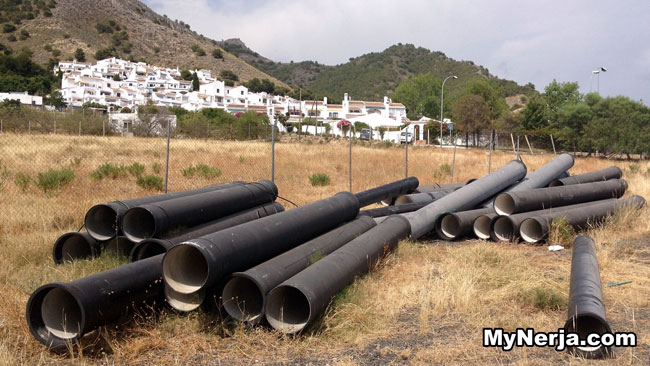 Nerja Water Pipes
