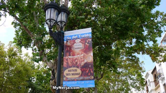 Nerja dia del turista 2013