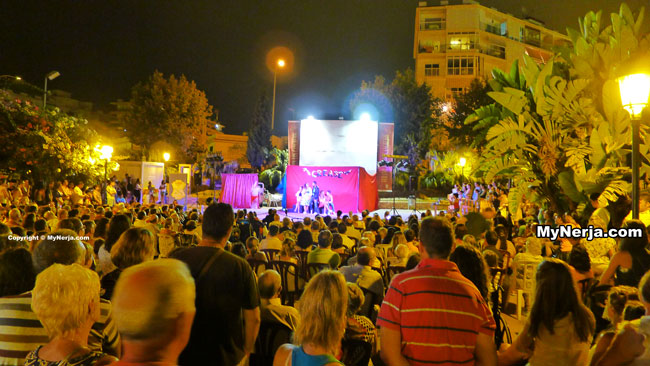 Grease at Plaza Cangrejos Nerja