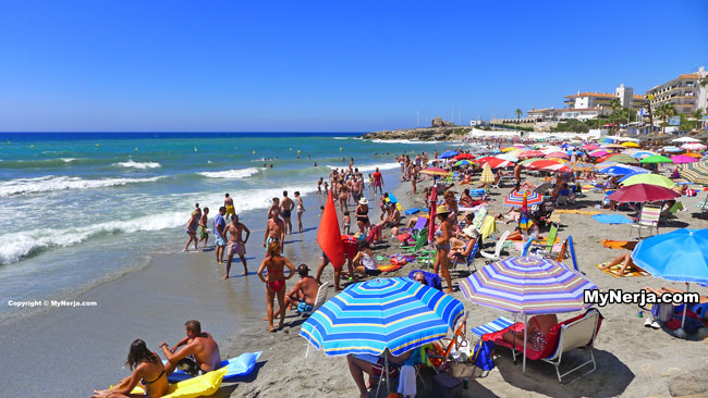Nerja Hotel Visitor Numbers Up By 11% In 2013