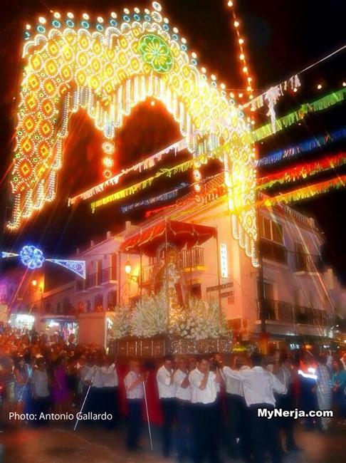 Maro Feria Procession