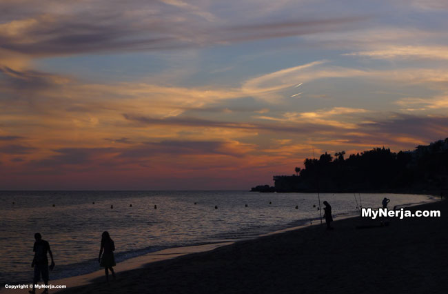 Burriana Sunset Nerja
