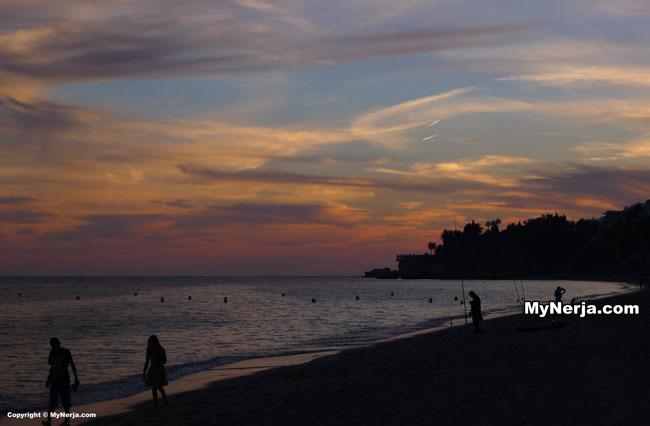 Burriana Sunset Nerja