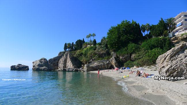 Carabeillo Beach