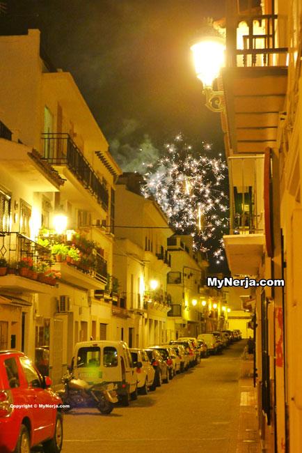 Feria Fireworks