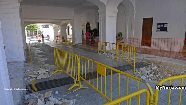 Calle Carmen Improvements