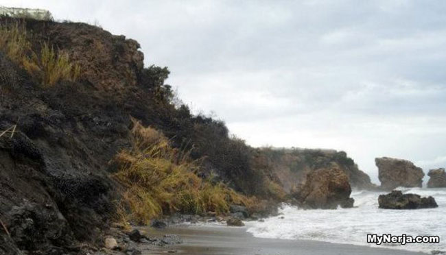 Playa de la Caleta Maro