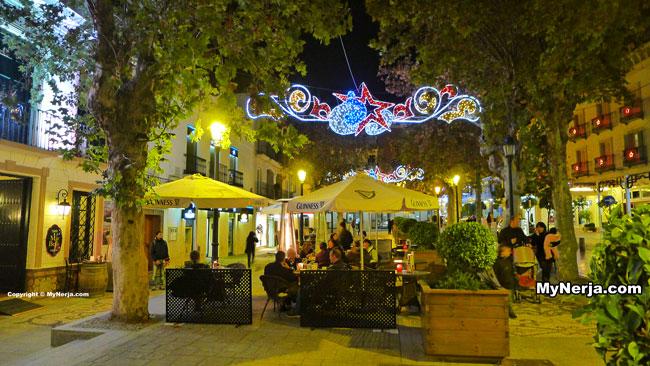Plaza Cavana Nerja