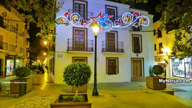 :Plaza Cavana Lights Christmas