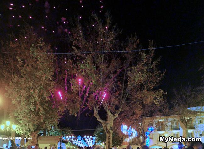 Balcon de Europa New Years Eve 2013