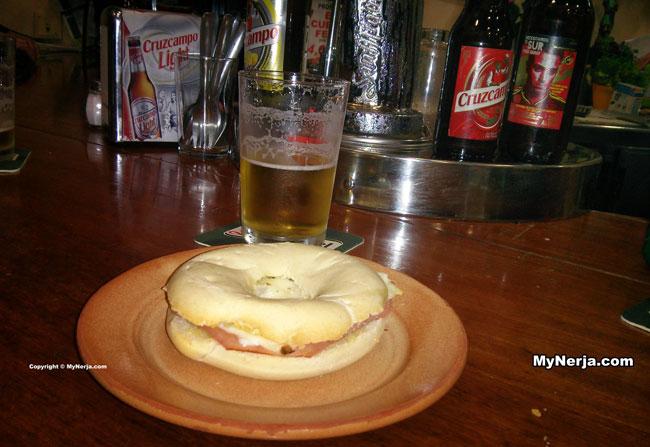 Mariposa Tapas Bar Nerja