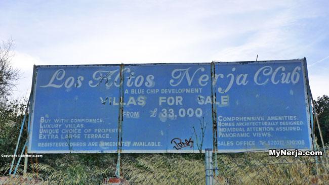 Nerja Villas For Sale