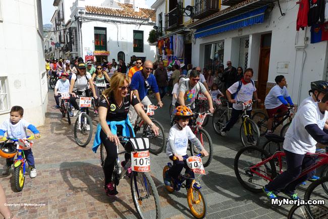 Dia del Pedal Nerja 2014