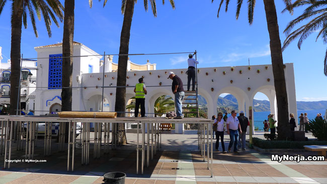 Balcon de Europa Nerja Stage