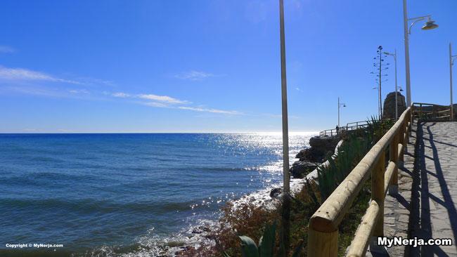 New Wooden Railings At Torrecilla Beach