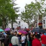 Rain Stops Parade