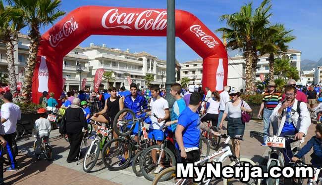 Nerja Dia del Pedal 2016