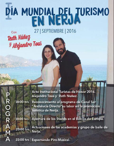 Dia de la Turista Nerja 2016