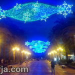 Nerja Christmas Illuminations 2017