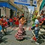 Parade-at-San-Isidro-Nerja
