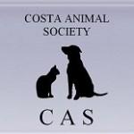 CAS Nerja Costa Animal Society Logo