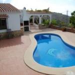 Casa Juan Villa Frigiliana Pool