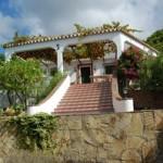 Casa Juan Frigiliana Villa Garden