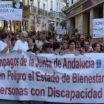<!--:en-->Demonstration In Support Of The Taller De La Amistad Nerja<!--:-->