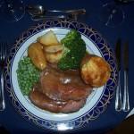 Sloans Nerja Sunday Roast