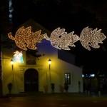 <!--:en-->Christmas Lights El Salvador Church Balcon de Europa Nerja<!--:-->