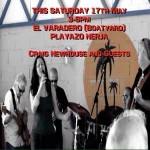 Whats On This Weekend At Bar El Varadero Playazo Beach