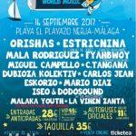 Chanquete Music Festival 2017